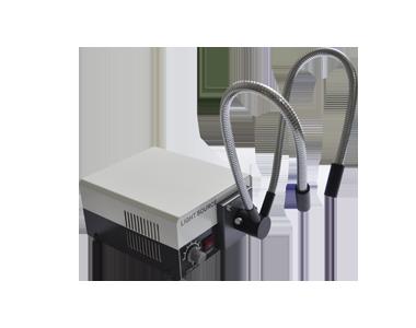 Cold fiber light source H-150