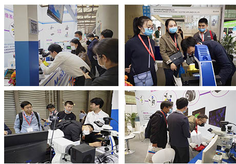 MSHOT extend exhibition Analytica China 2020